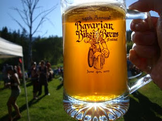 Bavarian Bike and Brews