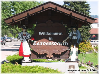 Welcome to Leavenworth