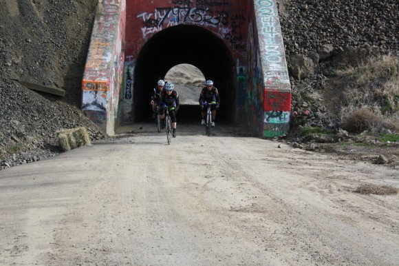 Baird Springs tunnel